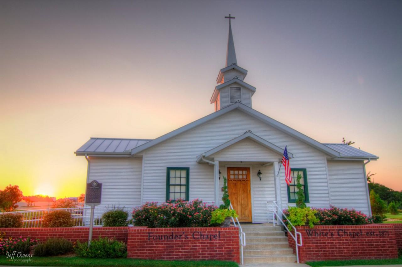Founder's Chapel in Southlake, TX